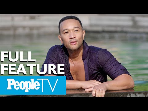 Sylvia Chacon - John Legend is PEOPLE's Sexiest Man Alive 2019