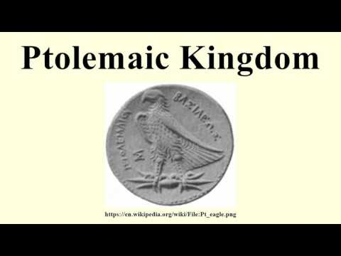 Ptolemaic Kingdom