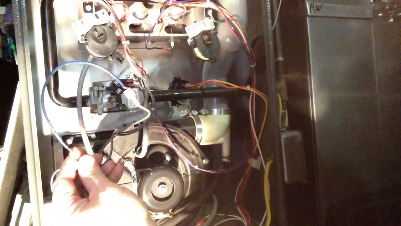 Diy How To Troubleshoot Furnace Pressure Switches Youtube