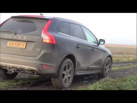 Volvo XC60. Offroad
