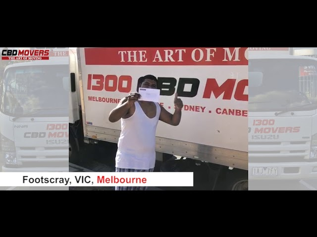 The most preferred removal service Footscray, VIC