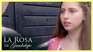 La Rosa de Guadalupe: Aranza quiere interrumpir su embarazo   Un vacío de amor