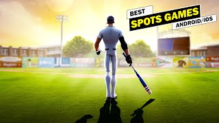 10 Best Sports Gaṁes For Anroid & iOS 2021 [Best Sports Games for Mobile]