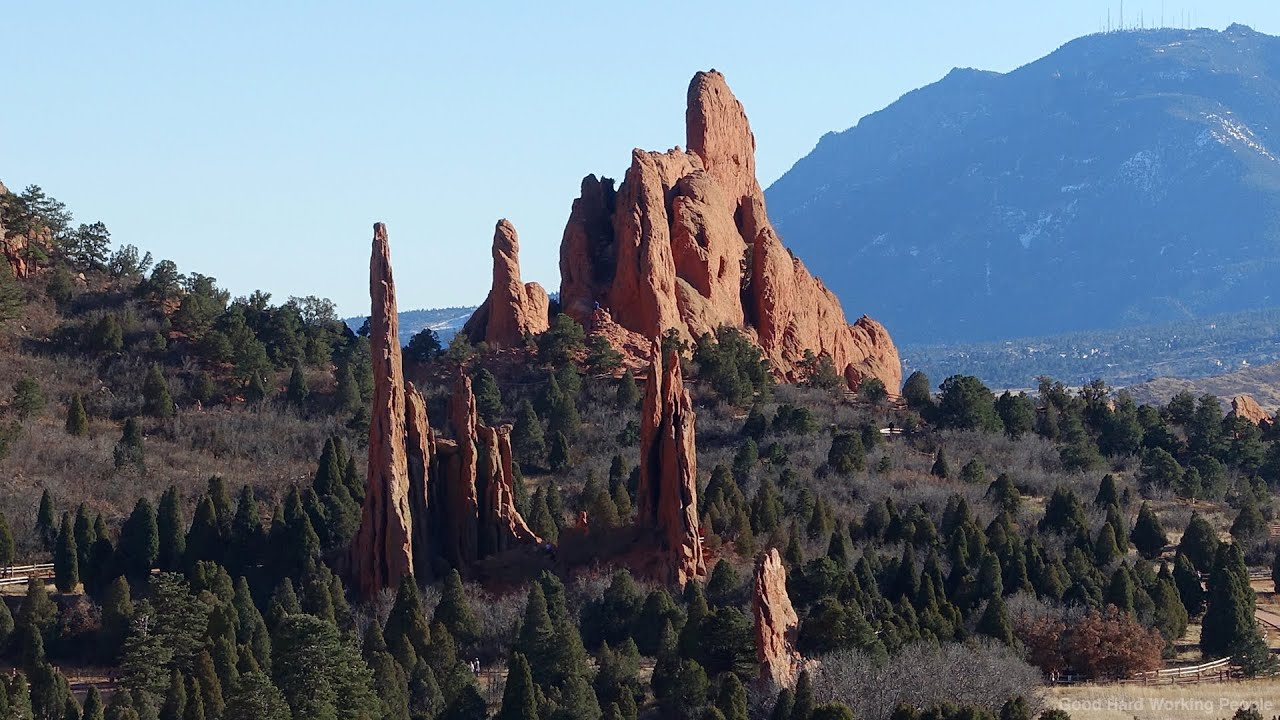 Garden Of The Gods In A Colorado Minute Week 250 Youtube