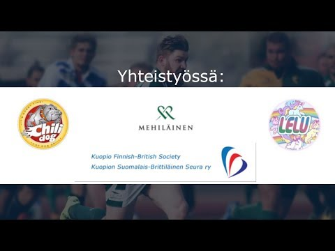 SUOMI FINLAND RUGBY FINALS 2018 Pt1