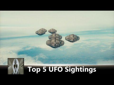 Top 5 UFO Sightings May 13th 2018