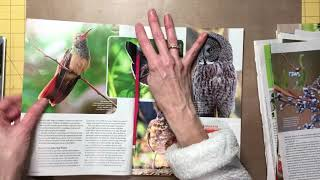 Junk Journal with me - Glue Books!