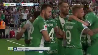 Hammarby - Malmö FF 3-2 (2018-05-16)