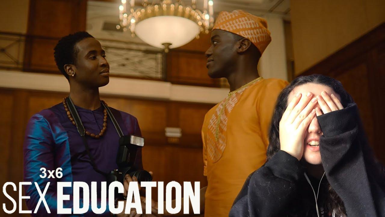 Download Sex Education - Season 3 episode 6 reaction