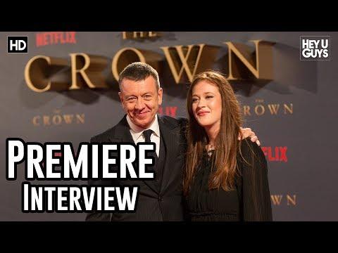 Writer Peter Morgan | The Crown Season 2 World Premiere Interview