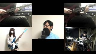 Gambar cover [HD]Sangatsu No Lion OP [Answer] Band cover