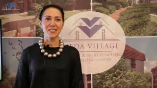 Карина Кокс: интервью для Veda Village | Экс-ВИА Сливки | Отзыв о Veda Village