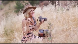 Photography Tips: Taking portrait photos on cloudy days
