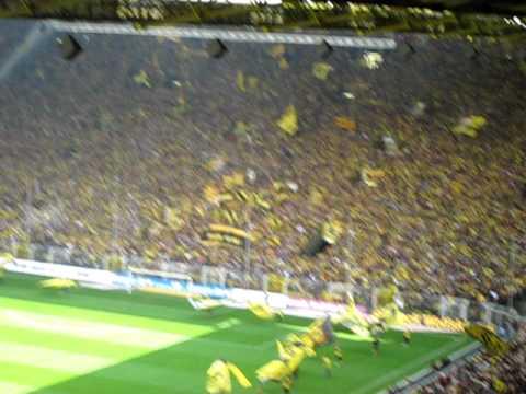 Borussia Dortmund - VFL Wolfsburg 01.05.2010 part 2