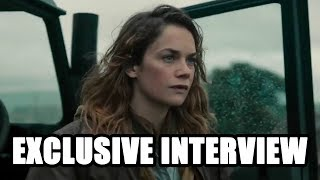 Dark River - Ruth Wilson Exclusive Interview