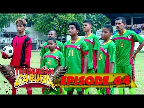 WOW! Tim Nusantara Takut Melihat Garangnya Pemain Dari Nigeria - Tendangan Garuda EPS 64