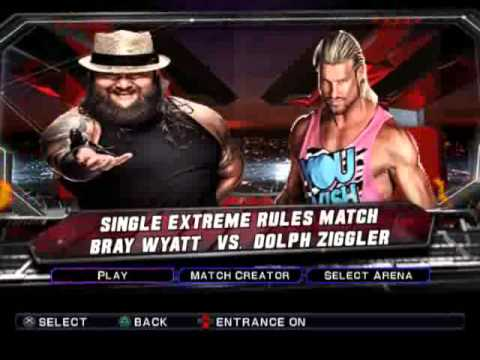 WWE 2K15 FOR PLAYSTATION 2