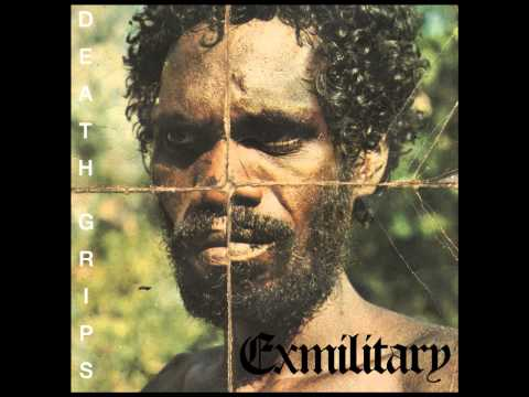 Death Grips - (Exmilitary 12) - I Want It I Need It (Death Heated)