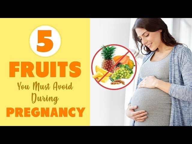 Tamarinds are good for pregnant women-A must eat fruit