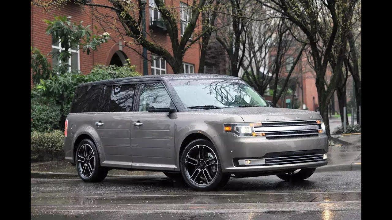 Ford Flex 2018 Car Review