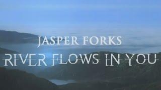 River Flows in you на гитаре..Музыка Ангелов..Jasper Forks
