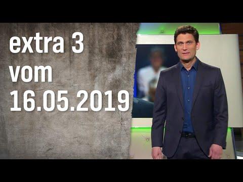 Extra 3 vom 16.05.2019 | extra 3 | NDR