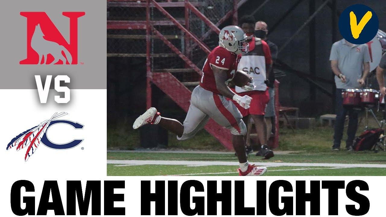 Newberry vs Catawba Highlights | D2 2021 Spring College Football Highlights