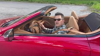 2021 Lexus LC500 Convertible   Complete Review   With Casey Williams