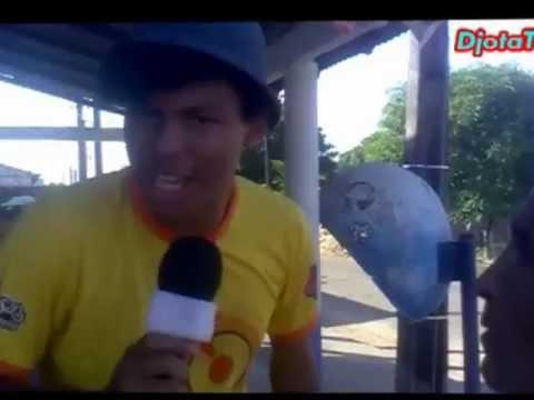 TV DJOTA - BEBADO INTRUSO DO CARANÃ