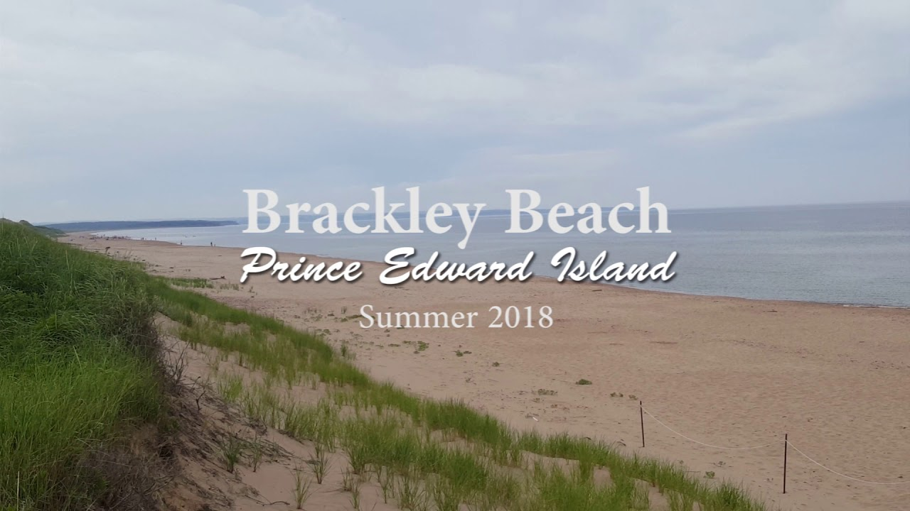 Brackley Beach Pei Eastcoast Roadtrip 2018 Hd