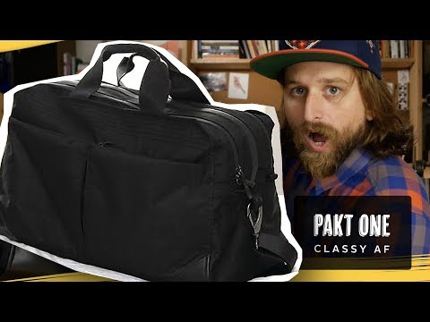 Part One Travel Bag Massive Review!