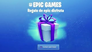 CLAIM these FREE GIFTS in Fortnite!