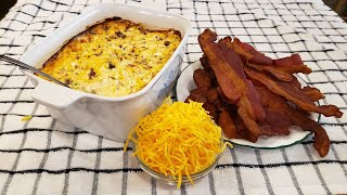 Bacon Cheese Dip - The Hillbilly Kitchen