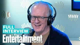 Tracy Letts Dishes On His New Movie 'Ford v Ferrari' & More | Entertainment Weekly