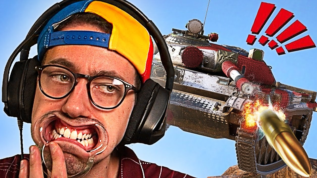 Wie man World of Tanks NICHT spielt! (Hänno Cinematic Universe)