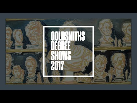 Goldsmiths Degree Shows 2017 - Fine Art