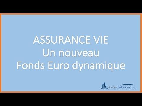 Assurance vie - Fonds Euro dynamique