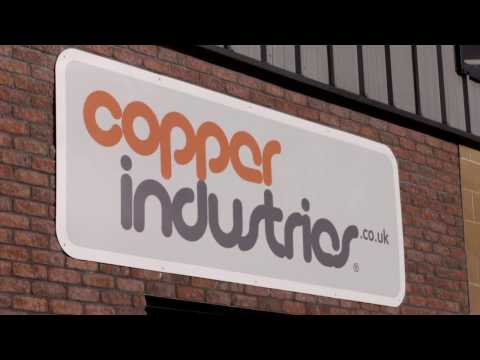 InterTradeIreland FUSION Exemplar 2017 - Copper Industries, Toombebridge, Co. Antrim