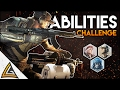 Dirty Bomb | Abilities Only Challenge!