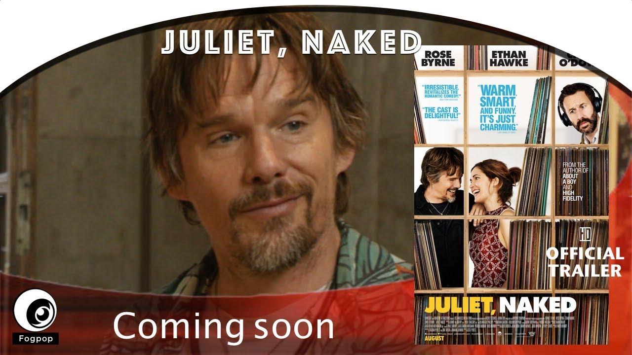 Juliet, Naked (2018) - TrailerAddict