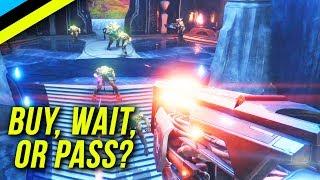Lets Talk About Destiny 2 Black Armory - Destiny's First Mini-Expansion