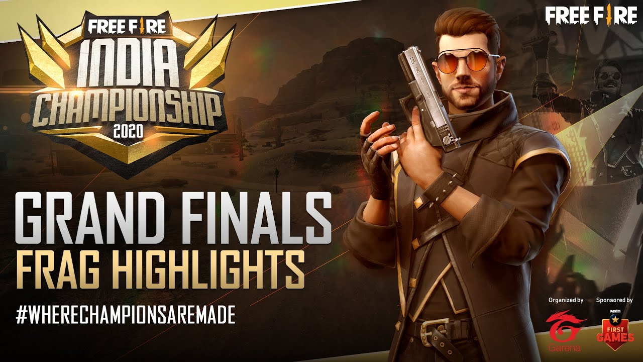 Free Fire India Championship 2020 Fall | Grand Finals Recap