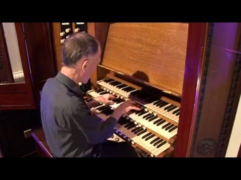 David Aprahamian Liddle plays Song of Sunshine by Alfred Hollins.