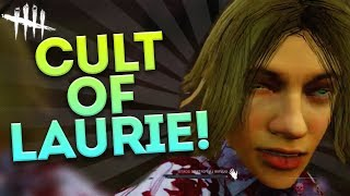 CULT OF LAURIE! (Dead by Daylight Random Moments Ep. 61)