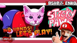 Sticky Paws Gameplay (Chin & Mouse Only)