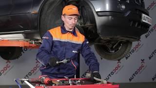 Regardez notre guide vidéo sur le dépannage Bras longitudinal BMW