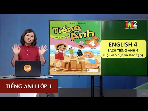MÔN TIẾNG ANH - LỚP 4 | UNIT 15: WHEN'S CHILDREN'S DAY? - LESSON 1 | 19H45 NGÀY 20.04.2020| HANOITV