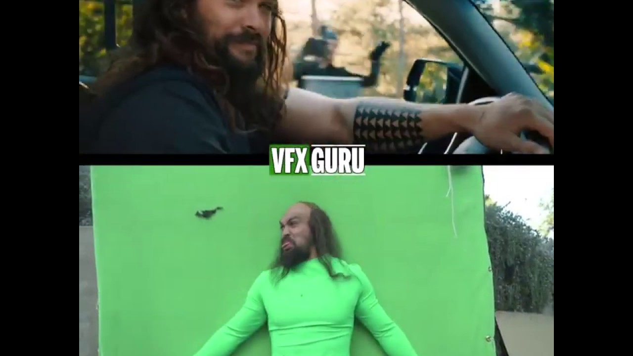 Rocket Mortgage - Jason Momoa Super Bowl Commercial 2020 - Behind The Scenes - Before/After VFX