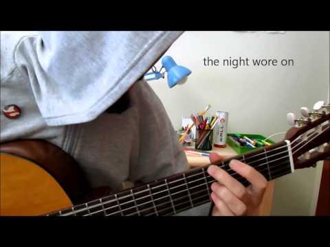 Hope - John Frusciante (guitar - cover)