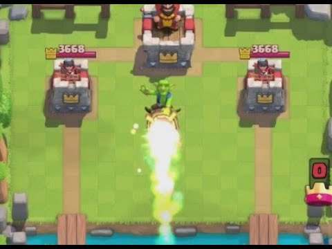 Clash Royale Rocket 1 To 3 Stars Skins How They Look Like